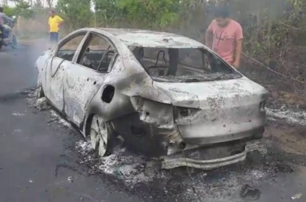 Incêndio do Onix Plus é causado por quebra do bloco do motor