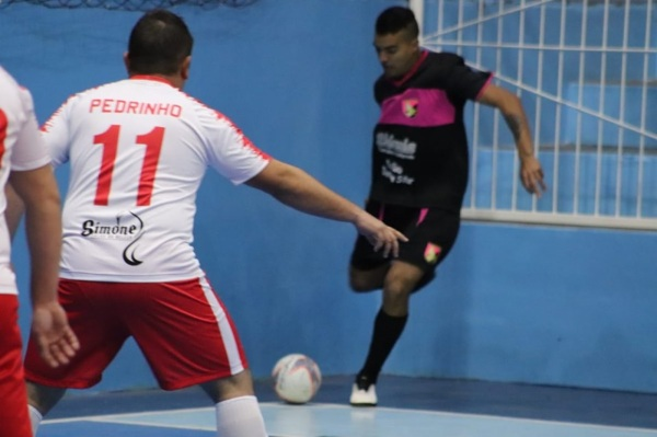 Inicia o Triangular da 3ª Divisão do Futsal Municipal